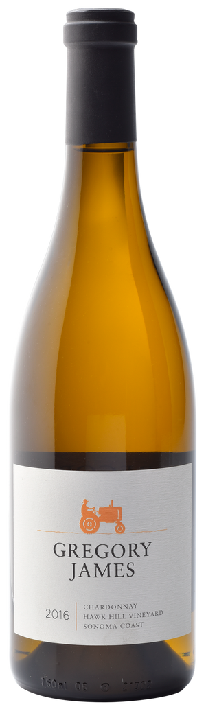 2016 Hawk Hill Chardonnay, Sonoma Coast