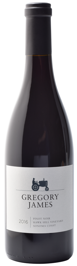 2016 Hawk Hill Pinot Noir, Sonoma Coast