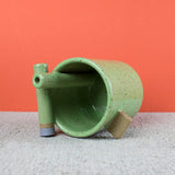 BAKE & WAKE MUG - SPRING GREEN