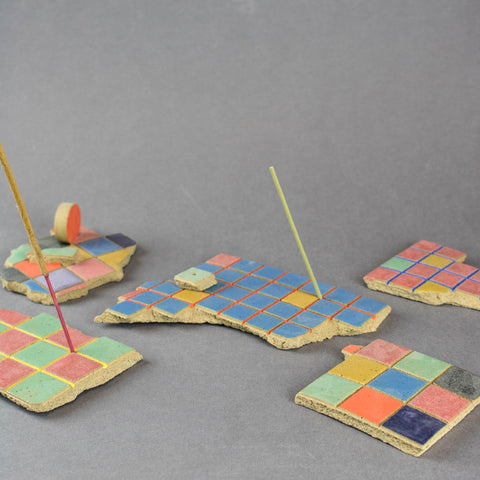 Pieces of Jo Incense holder