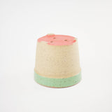 TTAM Planter Ruby dust // turquoise jade