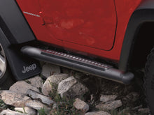 Factory Jeep Tubular Steps