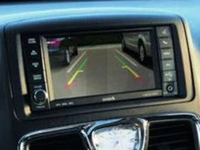 Dodge Grand Caravan & Town & Country Back Up Camera - Mopar