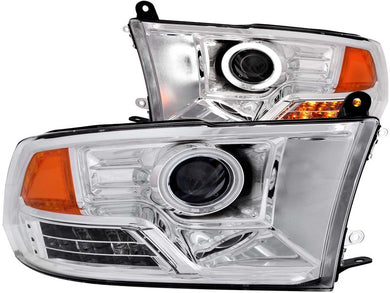Headlights - Ram Trucks