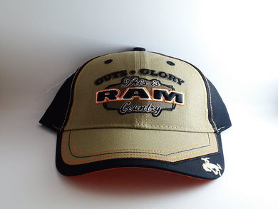 Ram This is Country Hat