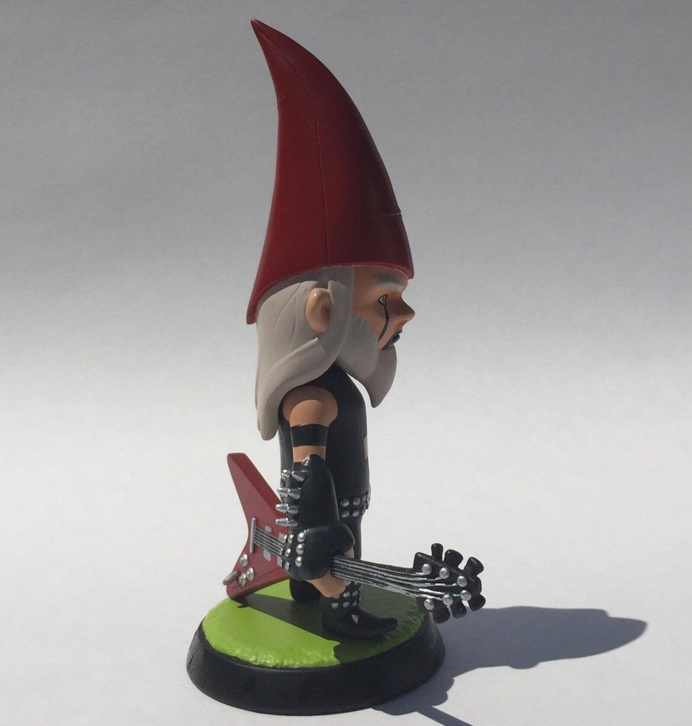 "Ragnar ""Metal Gnome"" by Jason Freeny"