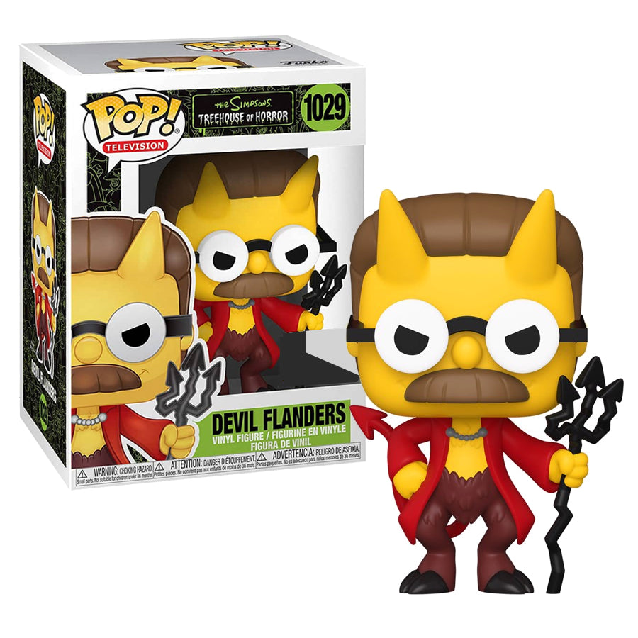 Devil Flanders 1029 by Funko Pop!
