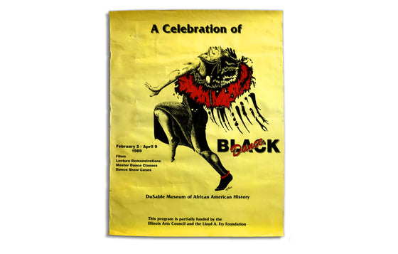 A Celebration of Black Dance [1978] DuSable Museum