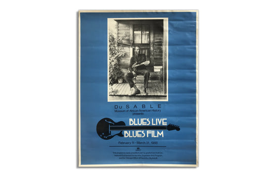 Blues Live Blues Film [1988] Du Sable Museum