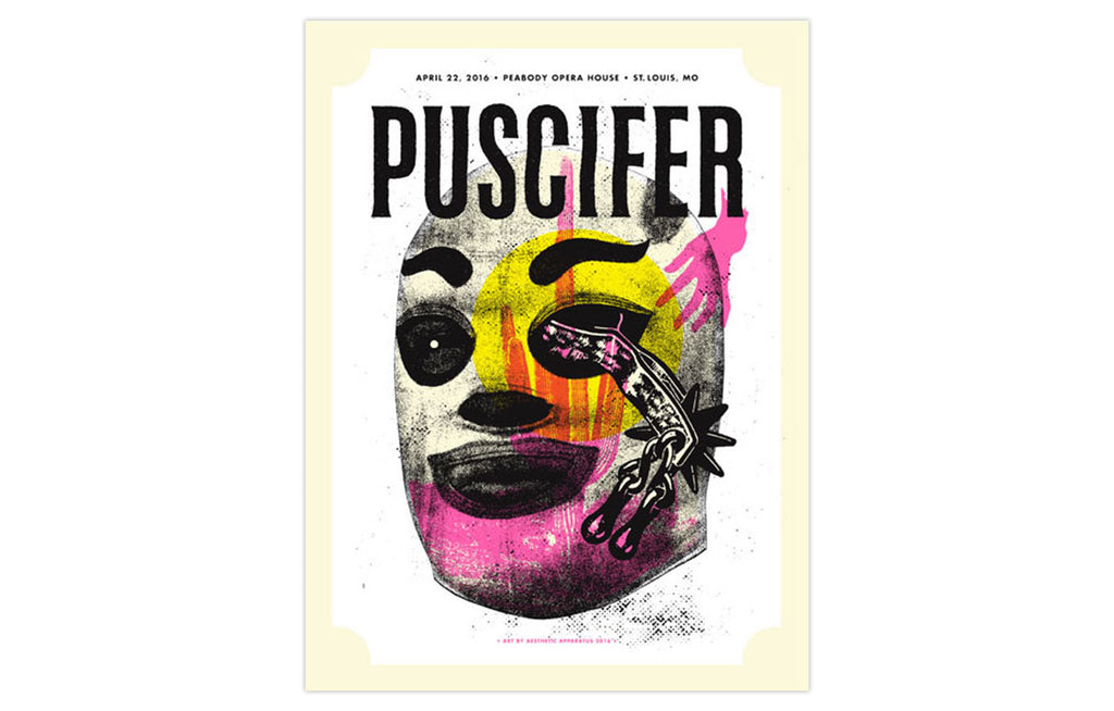 Puscifer by Aesthetic Apparatus