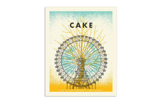 Cake [Cooperstown, NY] by Aesthetic Apparatus