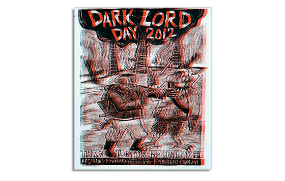 Dark Lord Day [2012] by Dan Grzeca