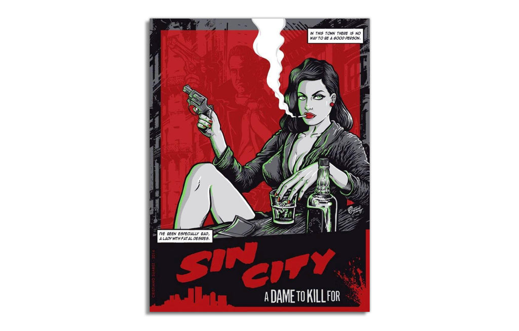 Sin City by Cristiano Suarez