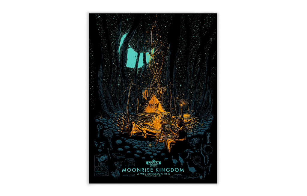 Moonrise Kingdom by James Eads