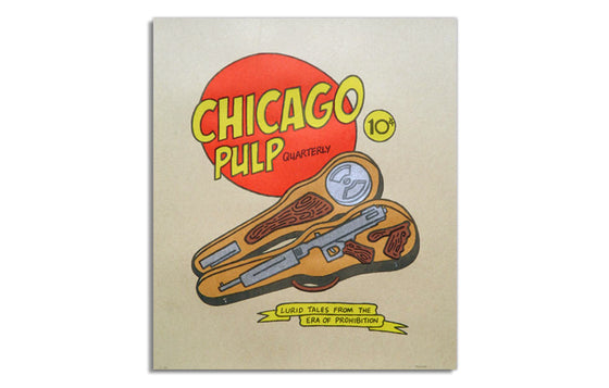 Chicago Pulp by Mosher