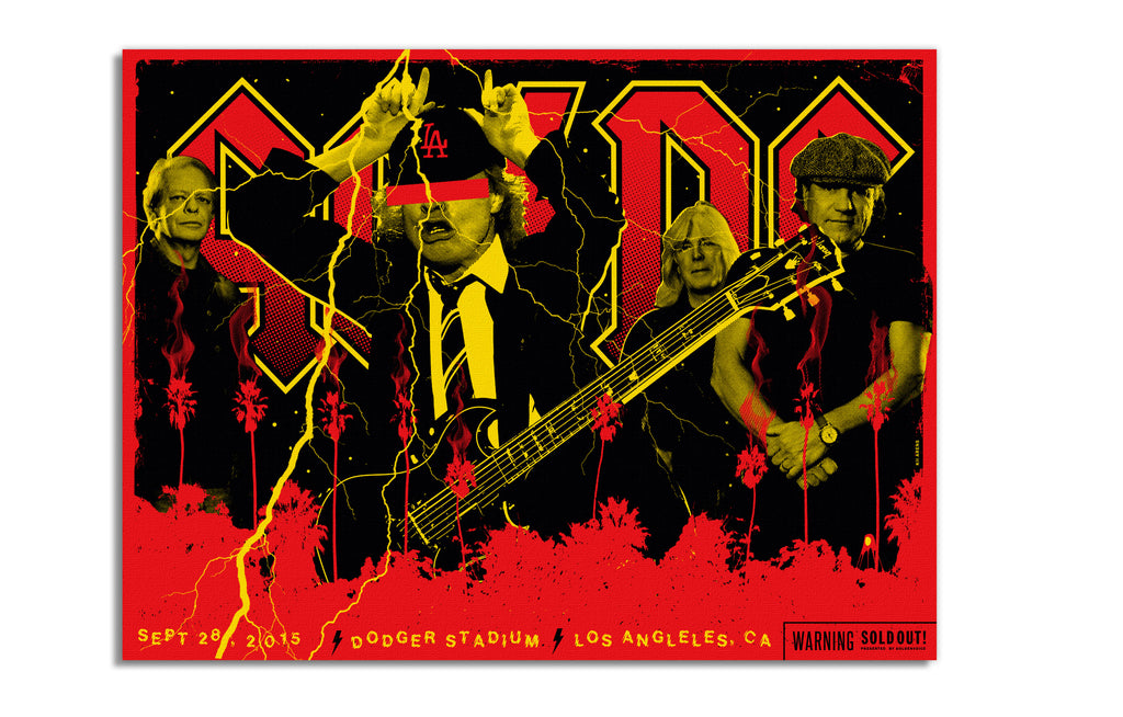 AC/DC by Kii Arens
