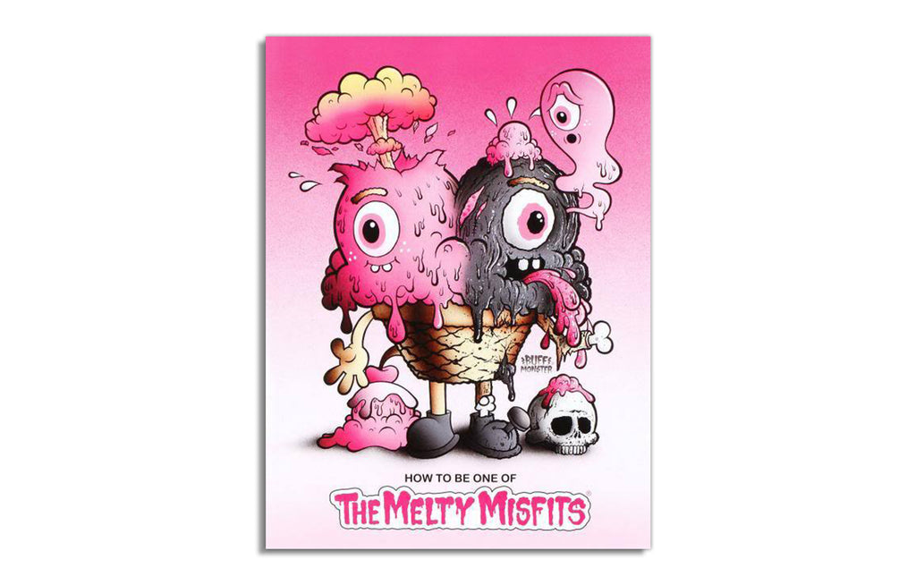 Melty Misfits [Poster] by Buff Monster