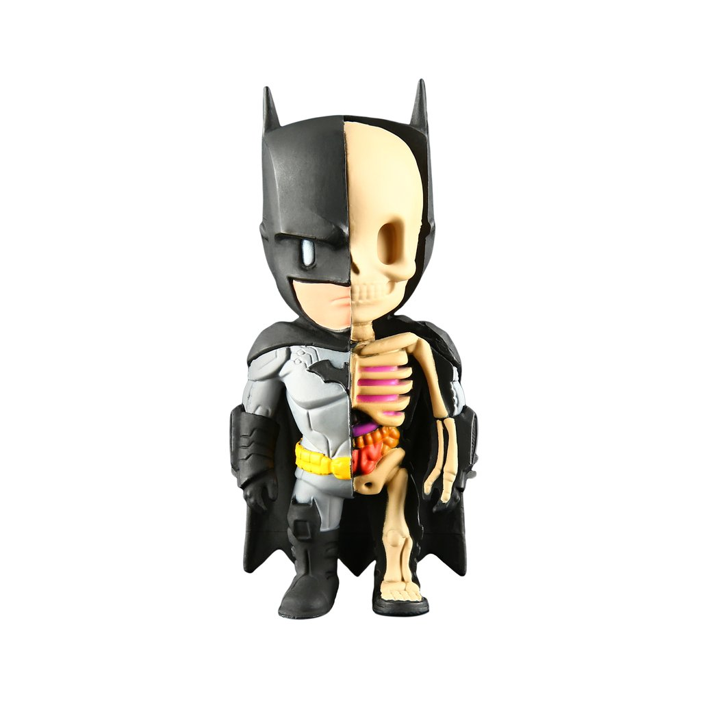 XXRAY Batman by Jason Freeny x ToyQube