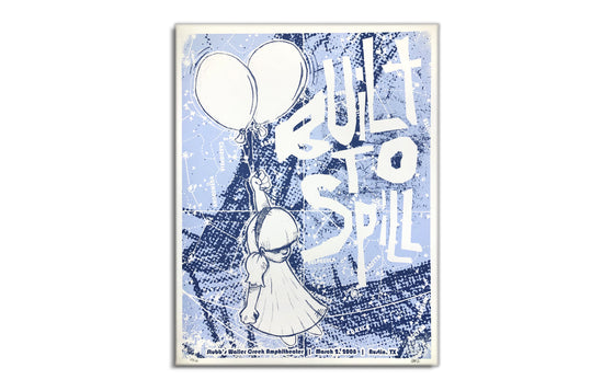 Built To Spill by Clint Wilson