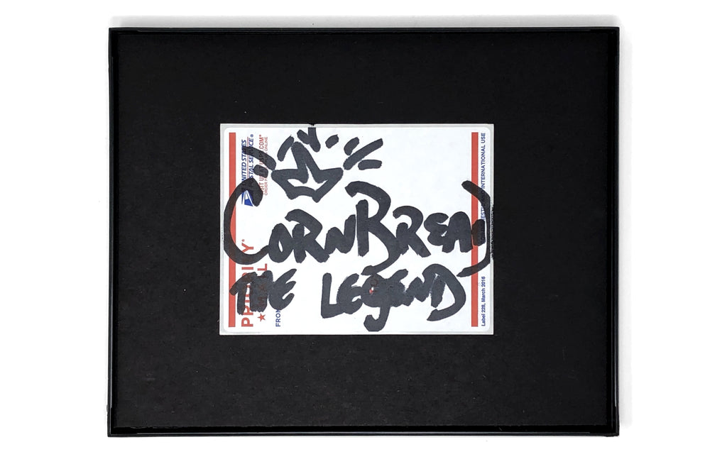 "USPS ""Cornbread the Legend"" by Cornbread"