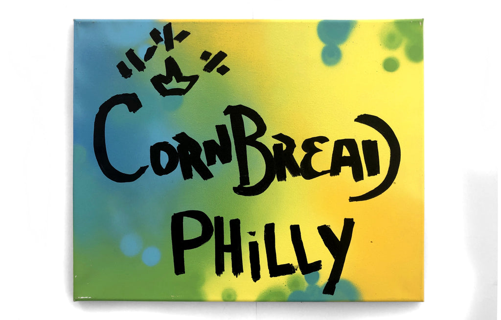 Cornbread Philly by Cornbread the Legend