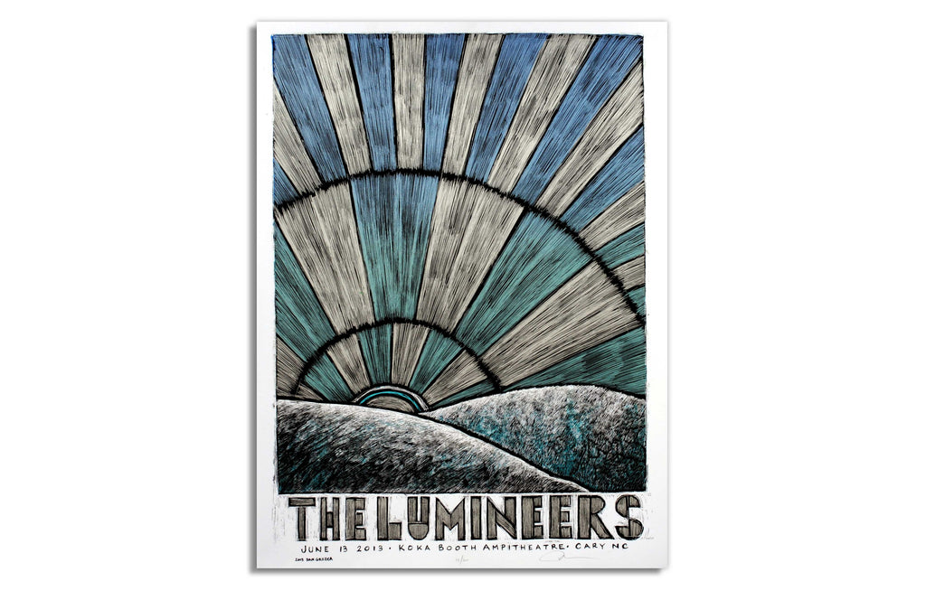 Lumineers [2013] by Dan Grzeca