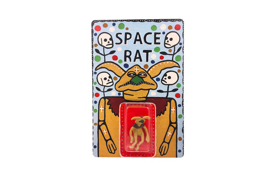 Space Rat by Mike Egan