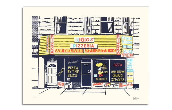 Gigio's by Ryan Duggan