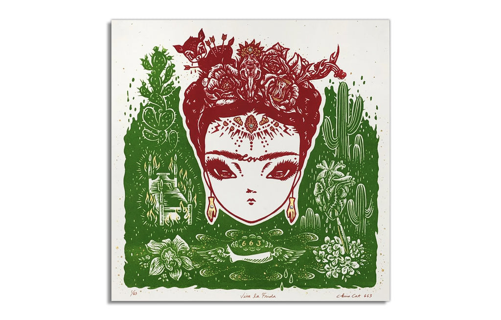 Viva la Frida by China Cat 663