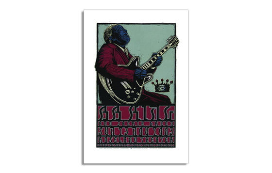 BB King and Jackie Green by Voodoo Catbox