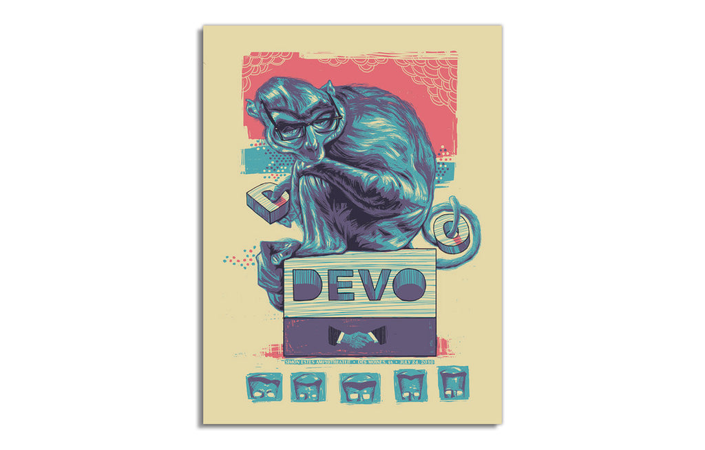 Devo by Rich Kelly