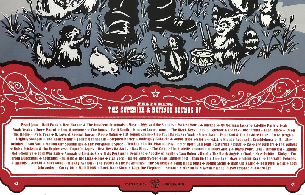 Lollapalooza 2007 by Ames Design - Galerie Finds
