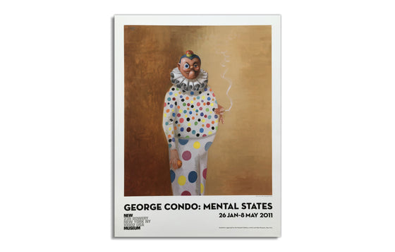 George Condo: Mental States [Lithograph] - Galerie Finds