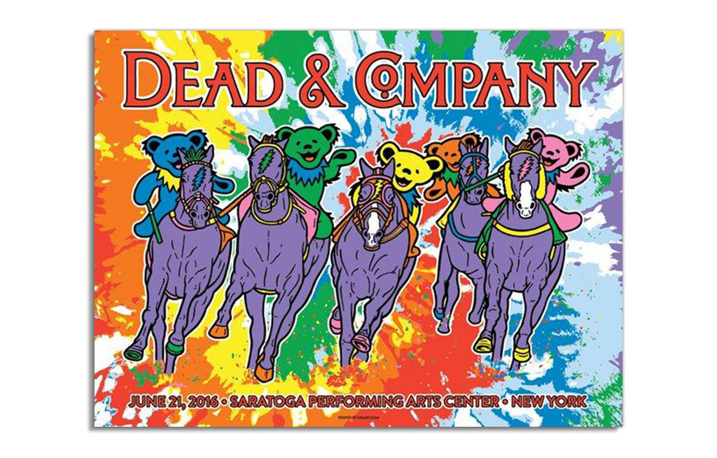 Dead & Company by Gregg Gordon