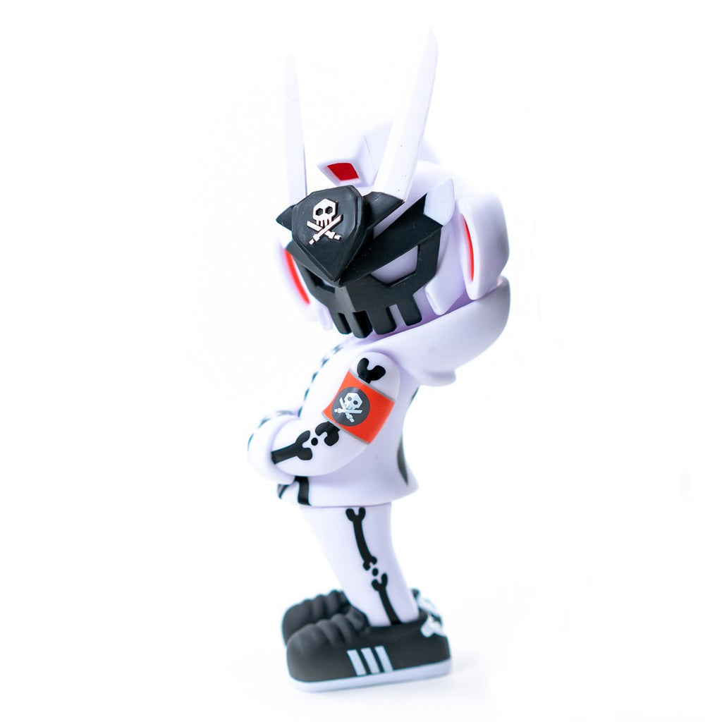 DENT SALE***ComplexCon TEQ63 [Ghost White] by Quiccs x Martian Toys
