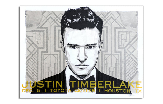 Justin Timberlake [Houston] by Clint Wilson