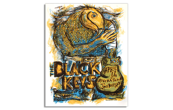 Black Keys [Chicago 2008] by Dan Grzeca