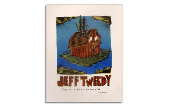 Jeff Tweedy [2010] by Dan Grzeca