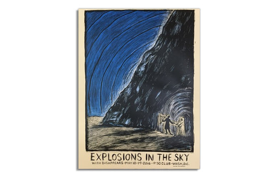 Explosions in the Sky [2016] by Dan Grzeca