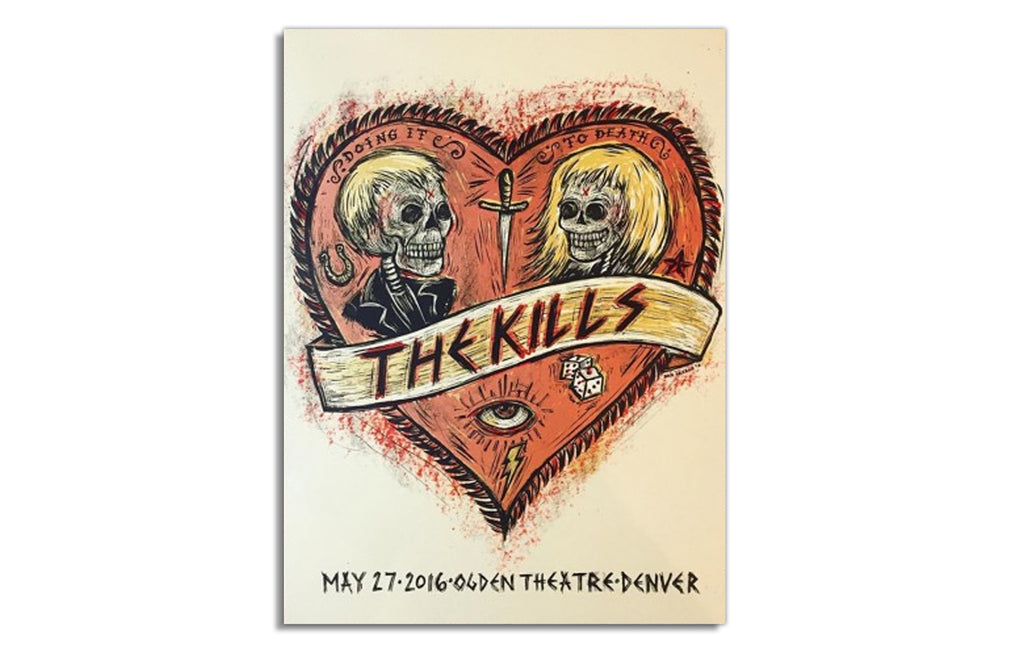 The Kills [2016] by Dan Grzeca