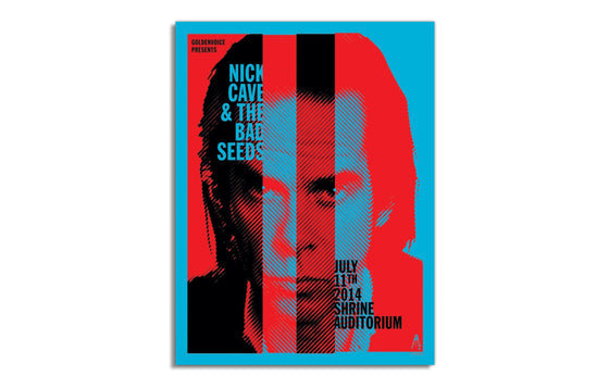 Nick Cave and the Bad Seeds by Kii Arens