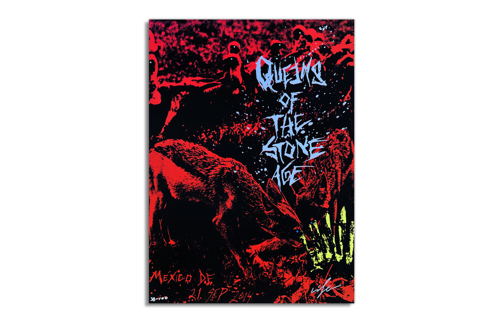 QOTSA [Mexico 2014] by Mercadorama