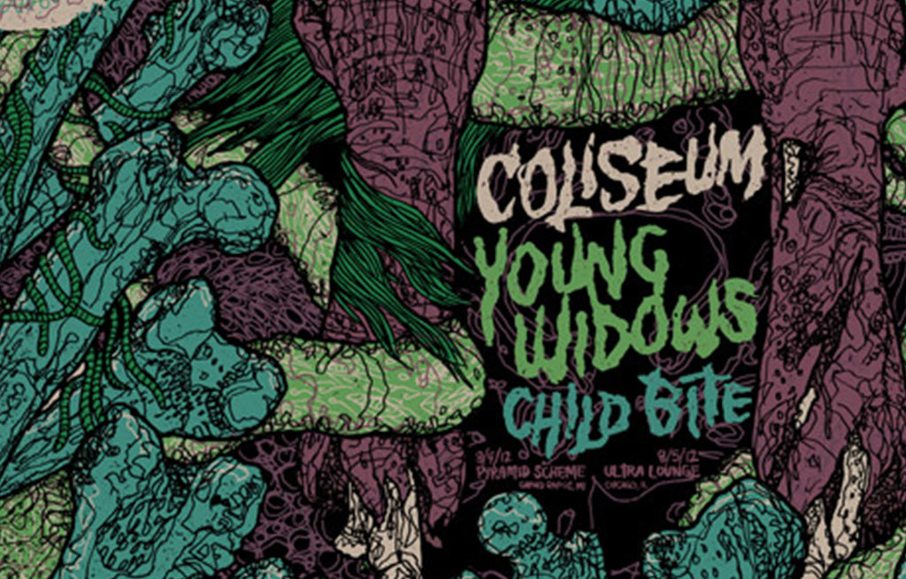 Coliseum And Young Widows by Shawn Knight