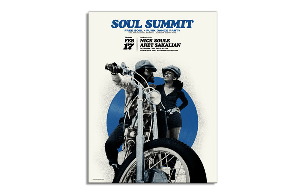 Soul Summit 20 by Scott Williams