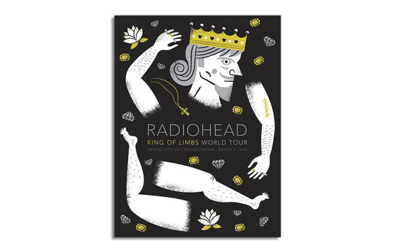 Radiohead [2012 Kansas City] by Vahalla Studios