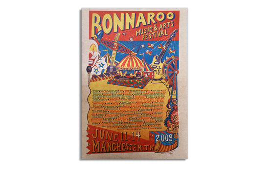 Bonnaroo by Jim Pollock
