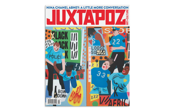 Juxtapoz Magazine July 2016 No.186