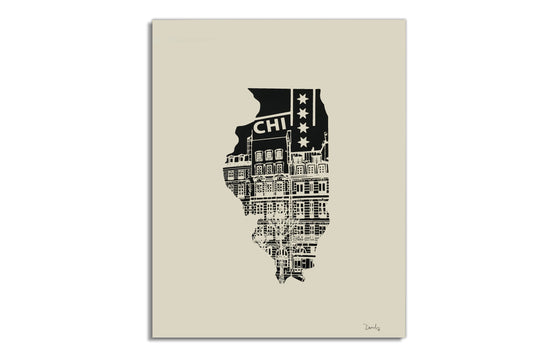 Old Chicago by Kevin Demski