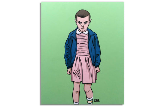 Eleven by Nick Lacke