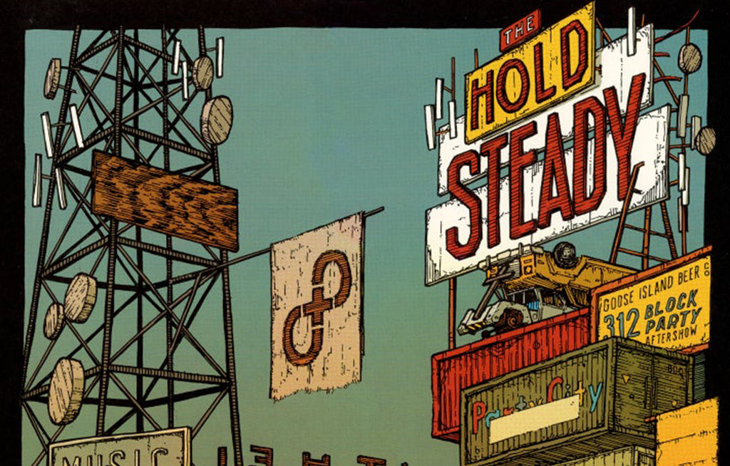 The Hold Steady by Landland